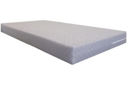 "4"" Thick Solid High Quality Foam with Quilted loft Cover"